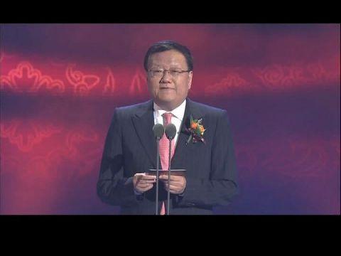 刘长乐:华人精英体现对时代的贡献和担当