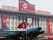 金日成诞辰100周年 朝鲜举行盛大阅兵式