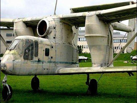 展示:世界上最怪异最丑陋的飞机