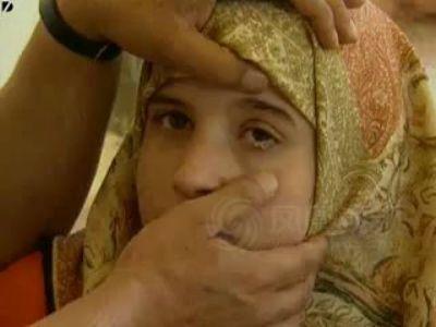 黎巴嫩惊现一位12岁水晶女孩
