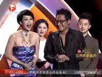 亚洲偶像经典荧屏拍挡 周海媚 叶童 马景涛图片