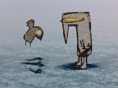 """""""学会飞翔的企鹅"""""""