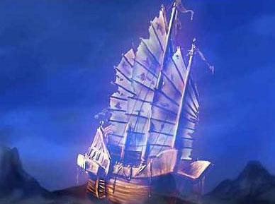 揭密南大西洋中恐怖幽灵船