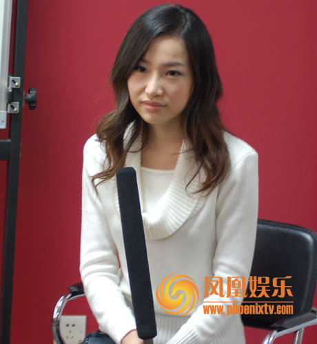 Ayawawa在凤凰网接受众媒体采访爱上美艳的我性感jj妈咪图片