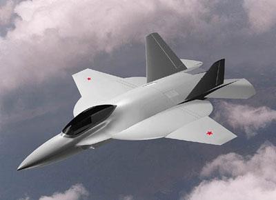 就连飞机气动布局设计也将由俄印共同完成.