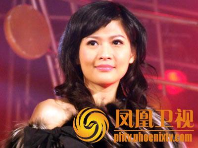沈星/凤凰卫视主持人沈星在《爱情呼叫转移》首映庆典上