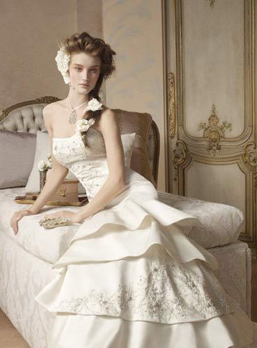 玫瑰婚纱 一场史诗般的婚宴