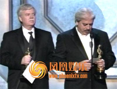 《硫磺岛的来信》获得最佳音效剪辑奖