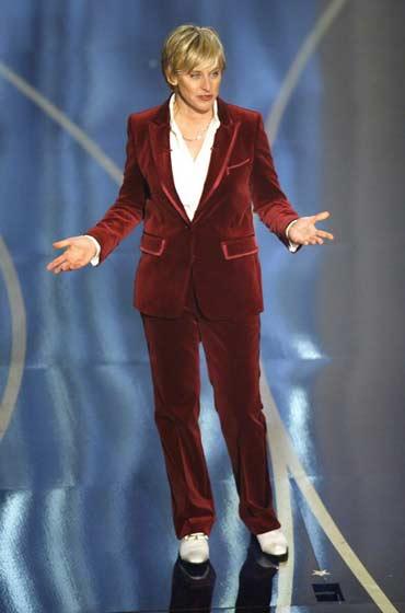 尼勒主持第79届奥斯卡颁奖典礼-奥斯卡观众增加一百万 主持人艾伦