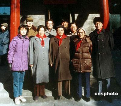 毛泽东纪念堂视频_毛岸青晚年生活照片_资讯_凤凰新媒体