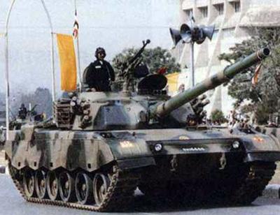 汉和:中巴研制的mbt-2000坦克媲美印度t-90s