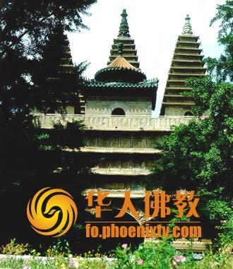 北京市香山碧云寺金刚宝座塔