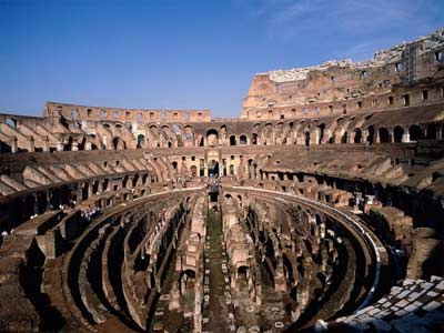 罗马大兴土木