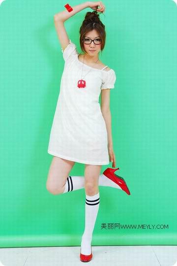 韩国气质女生 夏日时尚搭配18款