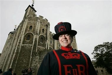 英国伦敦塔守卫队成立于1485年