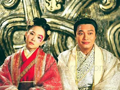 中国古代历史上的四大丑女[组图]图片