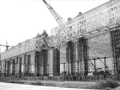 大屋顶结构分解图