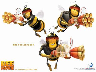 《小蜜蜂有几条腿 》图片
