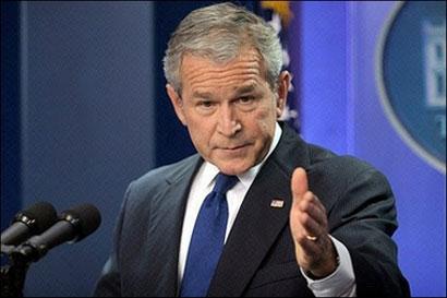 美国总统布什