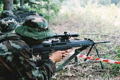 中国陆军特种部队狙击手.当代中国特种兵从-俄罗斯眼中的中国特种
