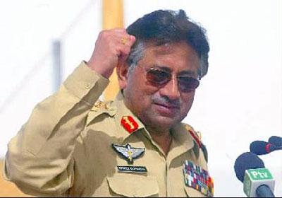 巴官方 明年1月大选 穆沙拉夫将辞去军职