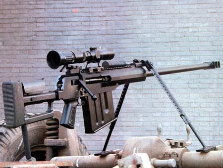 狙击枪 狙击步枪 武警