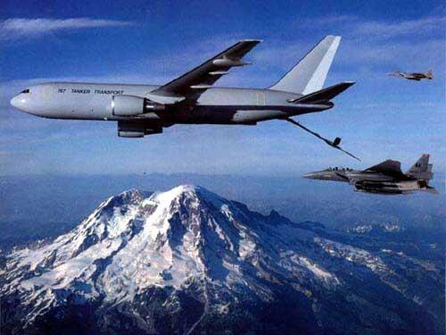 日本将空中加油机列入部署计划 针对东海意图明显