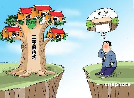 受宏观调控以及贷款额度紧张影响,广州多家银行已悄悄收紧了二手房