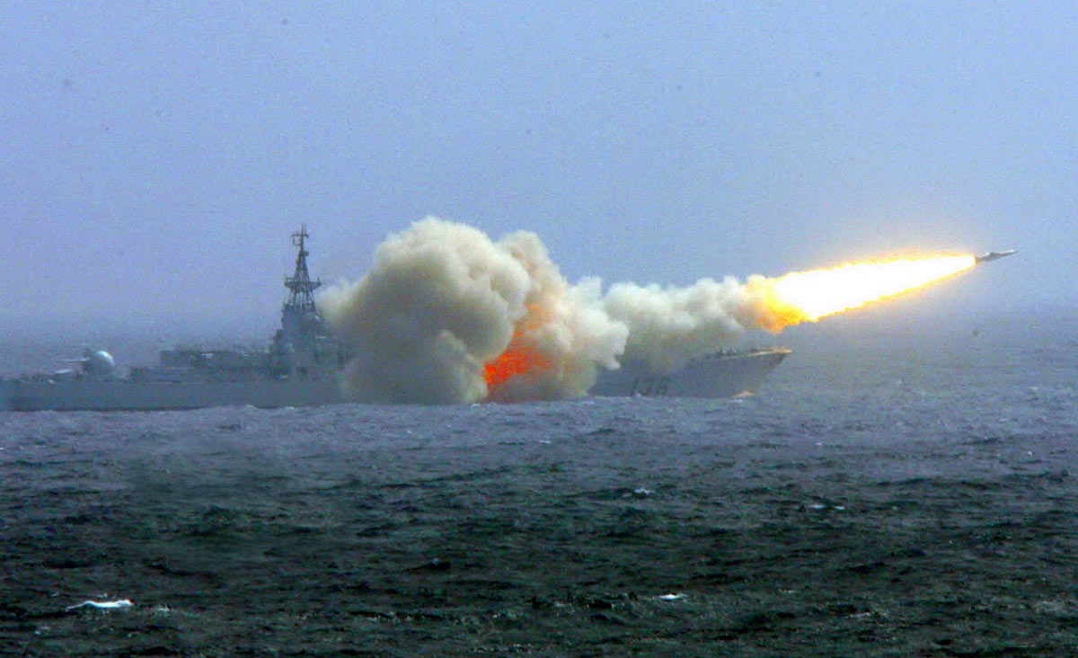 中国海军主力深入南海,可能会全军覆没 -  红杏 - 红杏