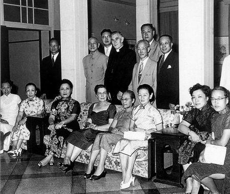 1949年10月1日的蒋介石