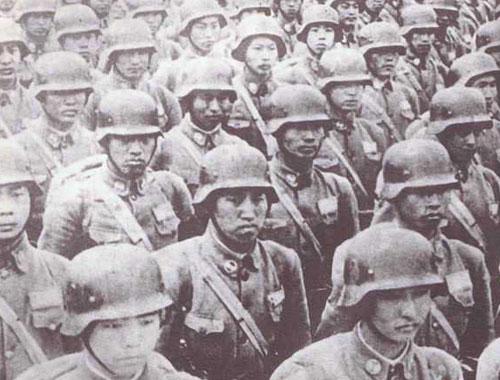 南京大屠杀9万死难中国士兵名录有望上 哭墙