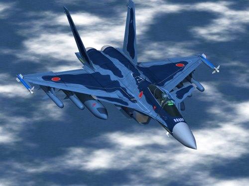 美学者称应与日本合作开发第六代战机(组图)