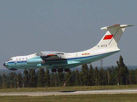 中国国产军用200吨级大飞机即将亮相