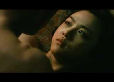 刘嘉玲被床戏吓得脸色铁青