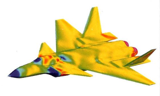 曝了,空军副司令:四代机即将首飞