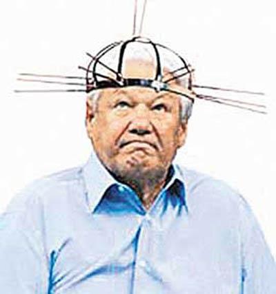 叶利钦曾招 特异功能者 在克里姆林宫工作