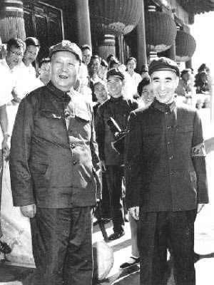 [转载]原中央警卫团副团长披露庐山会议内幕(2
