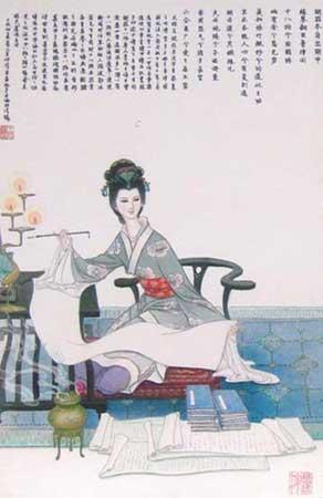 中国古典名曲_品茗中国十大 古典名曲 (组图)