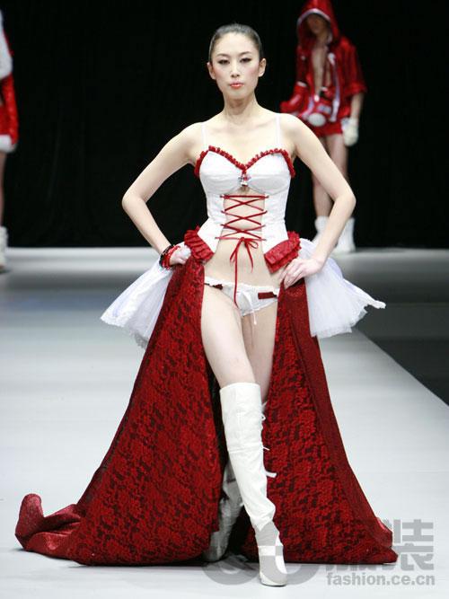 北京服装学院08届毕业生设计作品展示(5)
