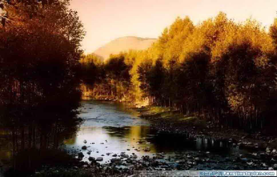 以礼河风景区