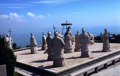 连云港徐福风景区