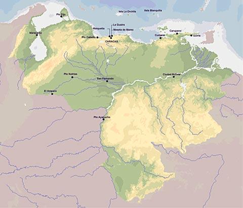委内瑞拉人均gdp_石油储量超沙特,人均GDP曾经全球第四,如今却成失败国