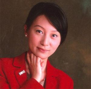 主持人刘芳:闯进凤凰的北京女孩图片
