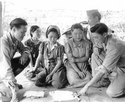 揭秘:二战后日本送美军7万慰安妇内幕(图)_资讯