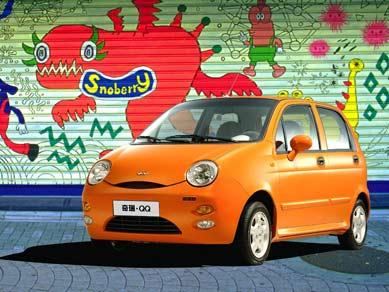 国产廉价经济型车型奇瑞qq-世界上最便宜的汽车 2高清图片