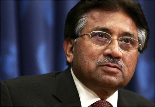 巴基斯坦总统穆沙拉夫宣布决定辞职