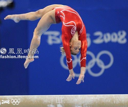 新浪军事-北京奥运:女运动员激情性感凹凸有质