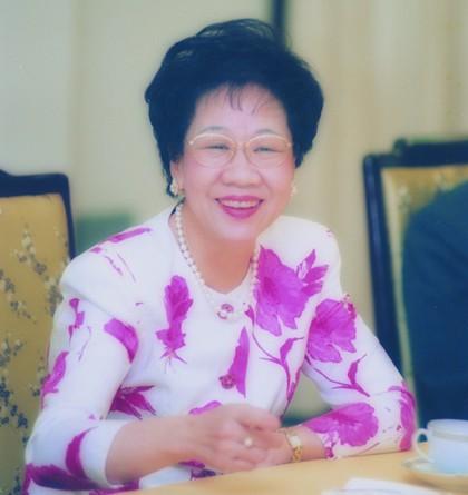 挺吕选 总统 台湾心会预言吕秀莲出头天