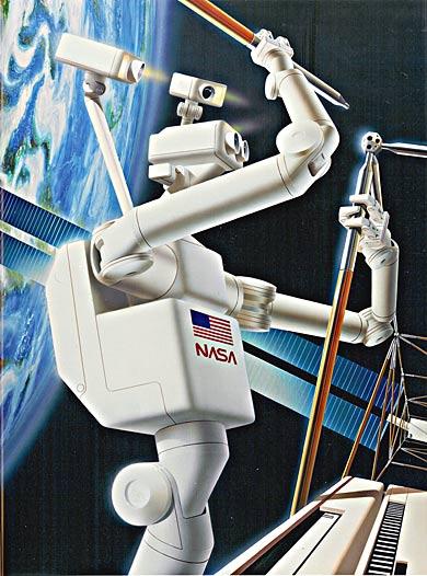 美国最性感的美女图_中国航天进展超乎想象 3年后太空机器人服役(图)_资讯_凤凰网