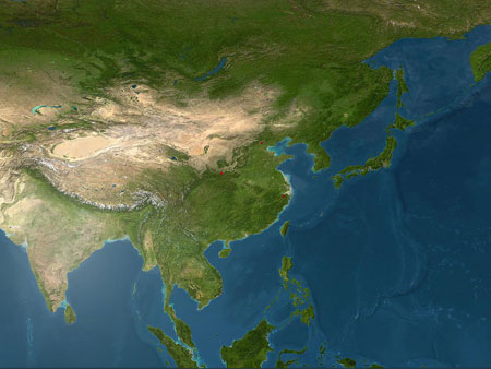 全球网友捍卫中国版图:地图纠察队追查四大错误